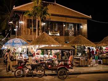 Siem Reap Night Market