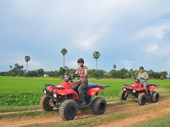 Siem Reap Quad Bikes